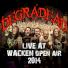 Degradead - Live at Wacken Open Air 2014