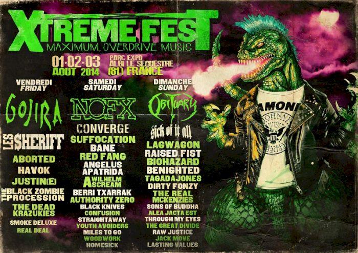 Xtreme Fest 2014