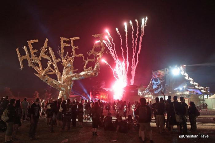 HellFest 2014 : arbre