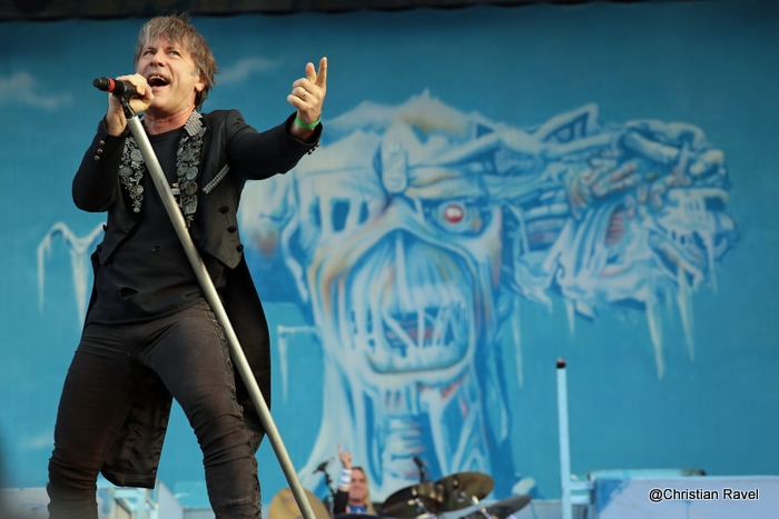 HellFest 2014 : Iron Maiden