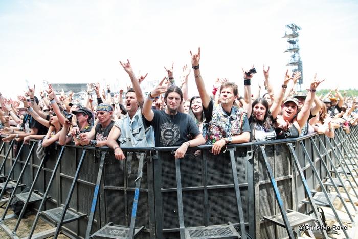 HellFest 2014 : public