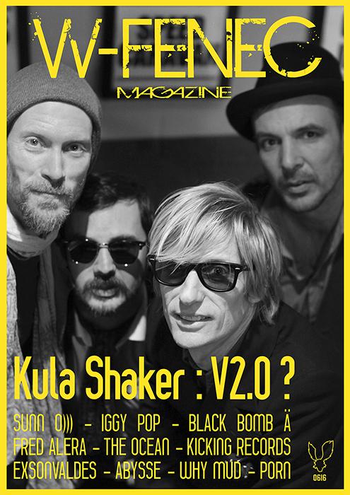 Mag #23: Kula Shaker